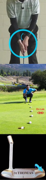 Make More Short Putts on Fast Greens 1