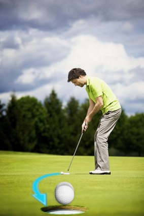 Master Breaking Putts with this Basic Golf Drill