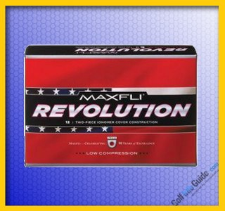 Maxfli Revolution Low Compression 1