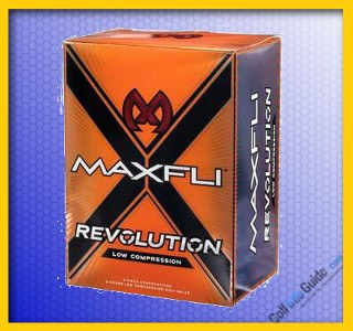 Maxfli Revolution Low Compression 2