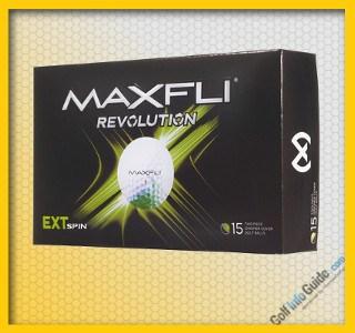 Maxfli Revolution Spin 1
