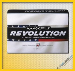 Maxfli Revolution Spin 2