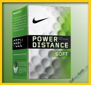 Nike Power Distance Soft 2