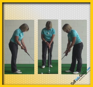 Six Golf Swing Basics That Best Golfers Have, Women Golfer Tip 1