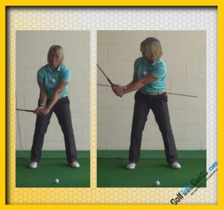 Thumbs Up To Groove Powerful Late Release, Golf Swing Tip For Women 3