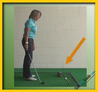 Tips To Fix And Correct A Pulled Golf Shot, Golf Swing Tip For Women 1