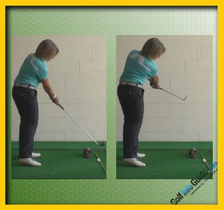 Tips To Fix And Correct A Pulled Golf Shot, Golf Swing Tip For Women 3