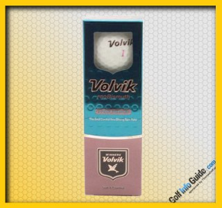 Volvik Pro Bismuth Golf Ball 2