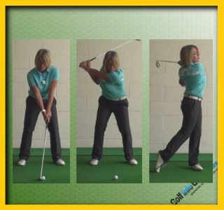 What is the Proper Club head Feeling, Golf Swing Tip For Women 3