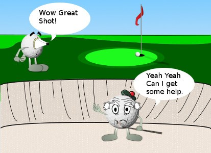 fast food golf joke 2
