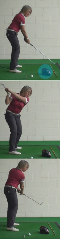 Blocked Golf Shots To The Right; The Cause And How To Stop This As Women Golfers 1