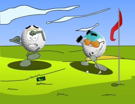 Bwana Bo Golf Joke 2