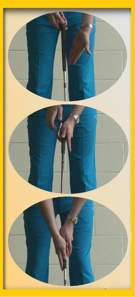 Help To Grip The Golf Putter Correctly A