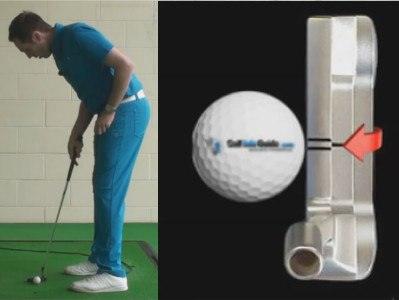 Help With Golf Putter Alignment 1