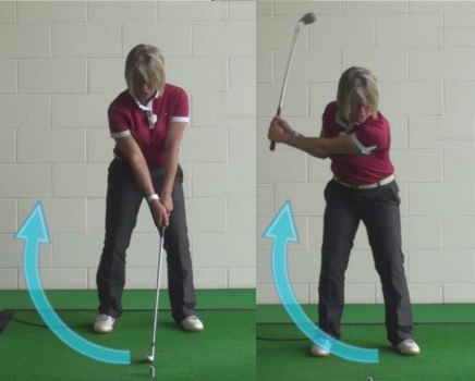 How To Stop Golf Chipping Yips For Women Golfers 1