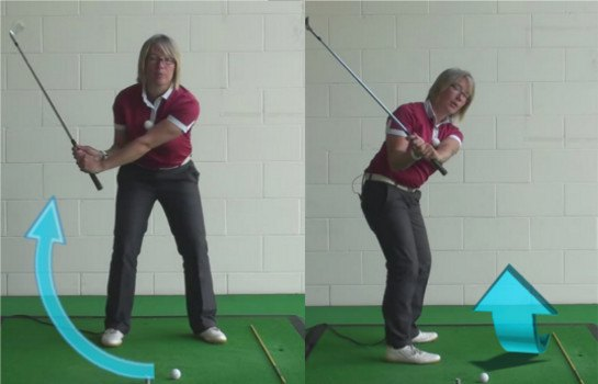 How To Stop Leaving Bunker Shots In The Sand For Women Golfers 1