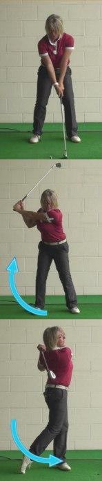 How Women Golfers Can Play Their Best Golf Shots Inside 100 Yards 1