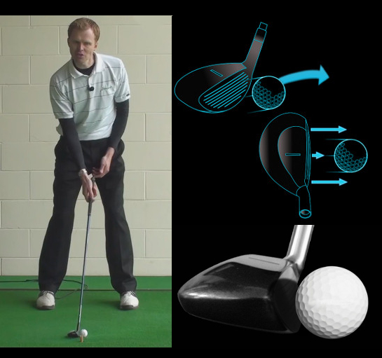 How to Aim Your Hybrid Golf Club 1
