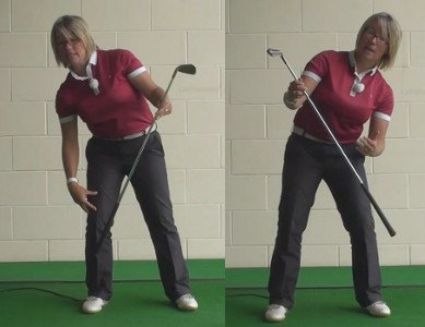Ladies Golf - How To Play Your Best Golf Shots When Faced With Elevation Changes 1