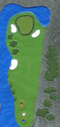 Lateral Water Hazard Term