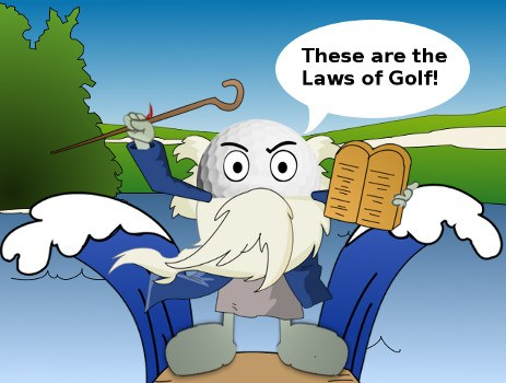 Laws of Golf part II 2