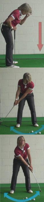 The Best Techniques For Women Golfers Who Want To Play Alternatives To Chipping Golf Shots 1