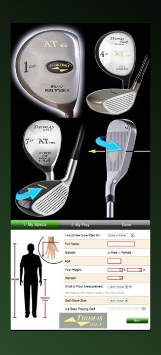 Thomas Golf What Makes the Brand Different