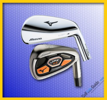Two New Irons from Mizuno A