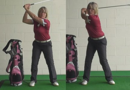 What Is An Arms-Only Swing, What Golf Shots Will It Cause And What Is The Best Way To Correct It For Women Golfers 1