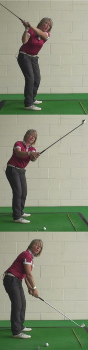 What Is The Cause Of A Thin Golf Shot And How To Best Fix This For Women Golfers 1