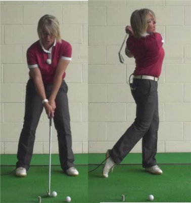 What Is The Cause Of Inconsistent Golf Shots For Women Golfers And How To Correct This 1
