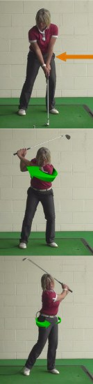 What Is The Correct Technique For Women Golfers To Use When Playing From Thick Rough 1