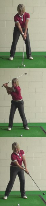 What Is The Correct Way To Play A Fairway Bunker Shot, That Produces The Best Result For Ladies Golf 1