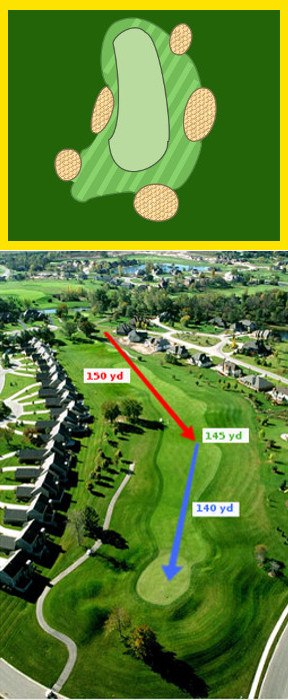 What is a Postage Stamp Green, and How Do You Play It