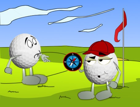 A Game with Which He's Not Familiar Golf Joke 2