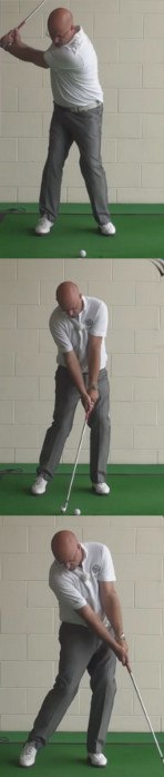 Best Changes For Consistent Ball Striking - Senior Golf Tip 1