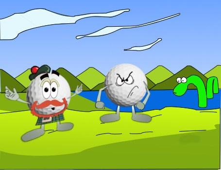 Don't Hold Your Breath Golf Joke 1