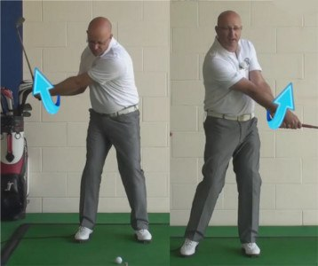 Gain Easy Distance And Straighter Shots - Proper Swing Release - Senior Golf Tip 1
