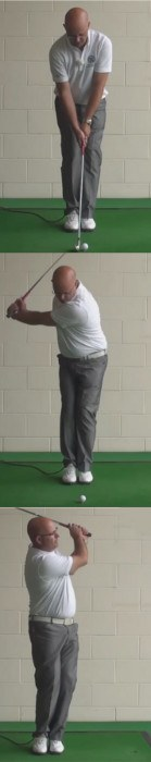 Hold The End Of The Golf Swing To Create Better Balance - Senior Golf Tip 1