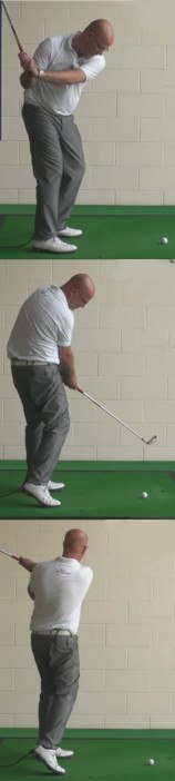 How A Right To Left Draw Shot Gets You More Driving Distance - Senior Golf Tip 1