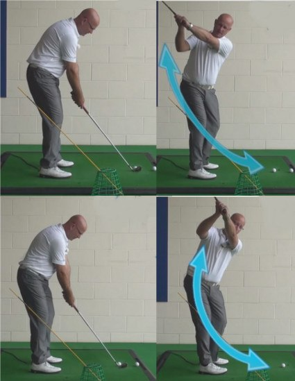 How To Check Your Swing Plane - Senior Golf Tip 1