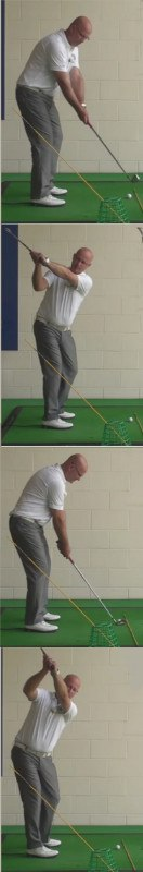How To Compare A One Plane To A Two Plane Swing - Senior Golf Tip 1