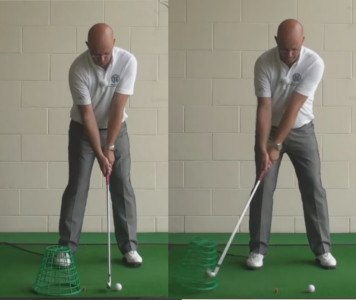 Low And Slow For A Connected Backswing - Senior Golf Tip 1