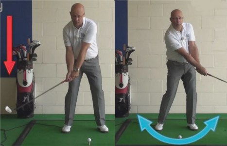 Maximize Your Swing Speed - Peak Through Impact - Senior Golf Tip 1