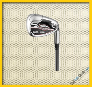 New Adams Hybrid Irons Offer Help on Toe Hits