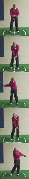 A Go To Shot That Gets You Out Of Trouble Spots, Senior Golf Tip