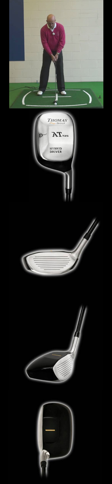 3 Good Reasons To Add Senior Hybrid Golf Clubs To Your Bag