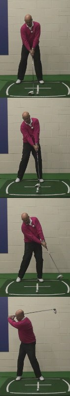 Driver Cure For Ball Going Too Low - Senior Problem Golf Tip