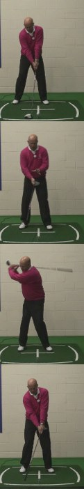 Driver Distance Fix For Short Ball Carry - Senior Golf Tip