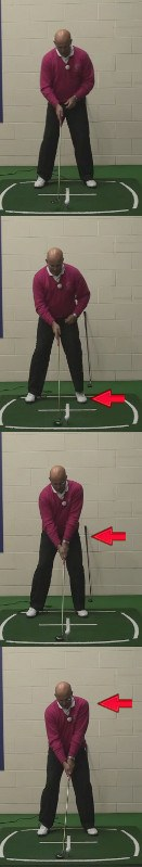 Driver Fix For Ball Flight Going To High - Senior Golf Tip